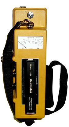 Picture of Gastech 1314 Portable Combustible Gas Detector