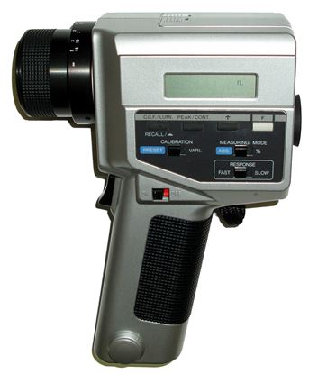 Picture of Konica/Minolta LS-100 Hand Held Luminance Meter