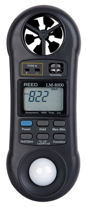 Picture of Reed LM-8000 4 in 1 Enviromental Meter New