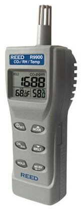 Picture of Reed R9900 Air Quality Meter New