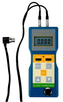 Picture of Reed TM-8811 Ultrasonic Thickness Gauge New