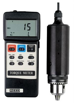 Picture of Reed TQ-8800 Digital Torque Meter New