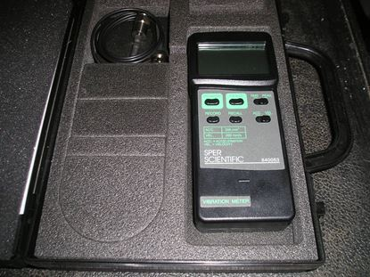 Picture of Sper Scientific 840063 Vibration Meter