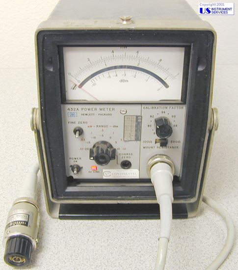 Picture of Agilent/HP 432A Thermister Power Meter