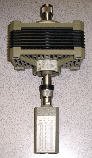 Picture of Agilent/HP 8481B 10 MHz to 18 GHz High Power Sensor