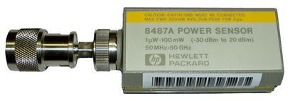 Picture of Agilent/HP 8487A 50 GHz Power Sensor