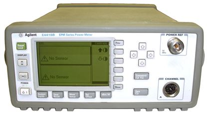 Picture of Agilent/HP E4418B Single Channel Power Meter