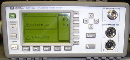 Picture of Agilent/HP E4419A Dual Channel Power Meter