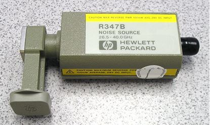 Picture of Agilent/HP R347B R-band Millimeter-Wave Noise Source