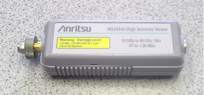 Picture of Anritsu MA2444A 10 MHz to 40 GHz High Accuracy Power Sensor