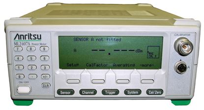 Picture of Anritsu ML2407A Power Meter