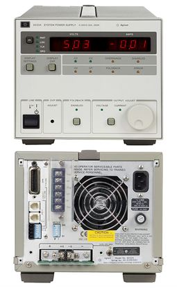 Picture of Agilent/HP 6033A 20 Volt 30 Amp Power Supply