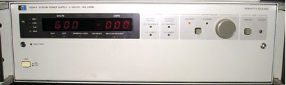 Picture of Agilent/HP 6034A 60 Volt 10 Amp Power Supply