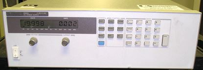 Picture of Agilent/HP 6552A 20 Volt 25 Amp Power Supply