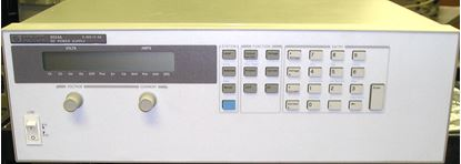 Picture of Agilent/HP 6554A 60 Volt 9 Amp Power Supply