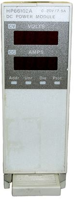 Picture of Agilent/HP 66102A 20 Volt 7.5 Amp Modular Power Supply