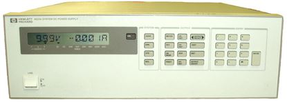 Picture of Agilent/HP 6623A Triple Output Power Supply