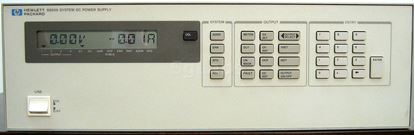 Picture of Agilent/HP 6624A Quad Output Power Supply