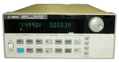 Picture of Agilent/HP 66309D Dual Mobile Communications Power Supply