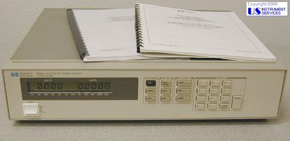 Picture of Agilent/HP 6632A 20 Volt 5 Amp Power Supply