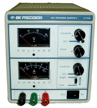 Picture of B&K Precision 1710 30 Volt 1 Amp Analog Power Supply
