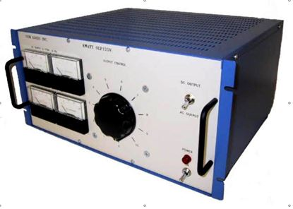 Picture of Kwatt OLP75V 75 Volt 18 Amp DC Unregulated Power Supply