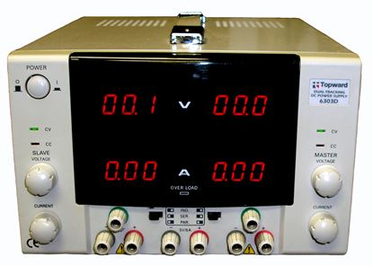 Picture of Topward 6303D Triple Power Supply