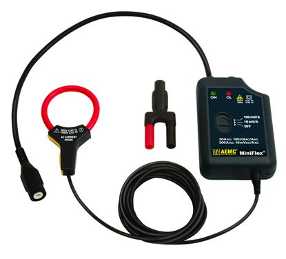 Picture of AEMC MF 300-6-2-10 6 Inch BNC Flexprobe AC Probe