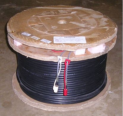 Picture of Tektronix 200 Meter Fiber Optic Cable
