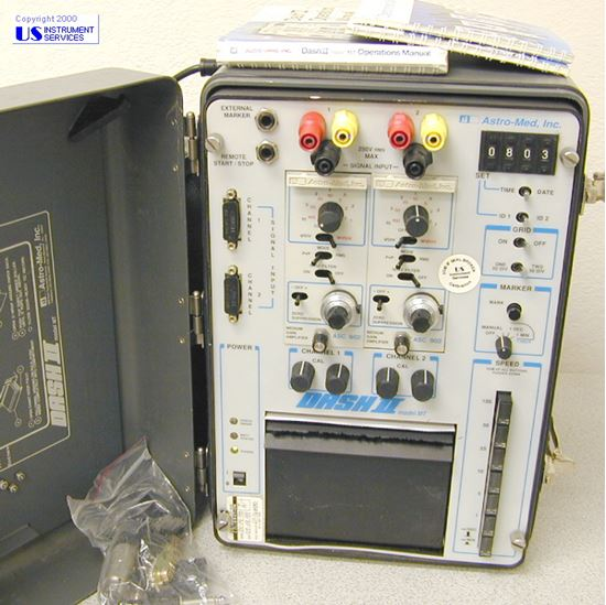 Picture of Dash II MT 2 Channel Thermal Recorder