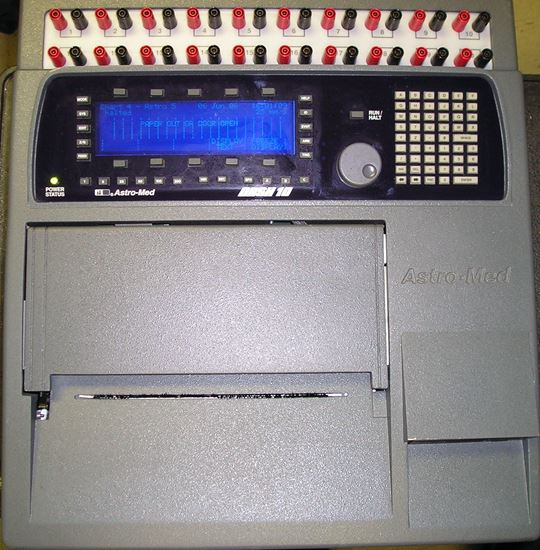 Picture of Astromed Dash-20 Portable 20 Channel Chart Recorder