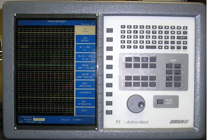 Picture of Astromed Dash-8 8 Channel Chart Recorder