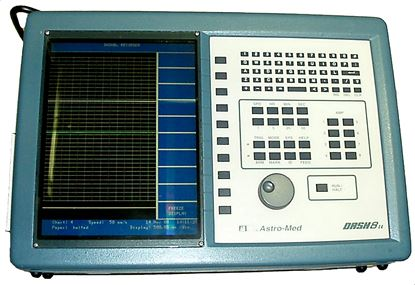Picture of AstroMed DASH-8U 8 Channel Chart Recorder