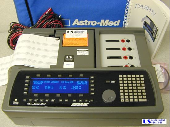 Picture of Astromed Dash IV Thermal Recorder