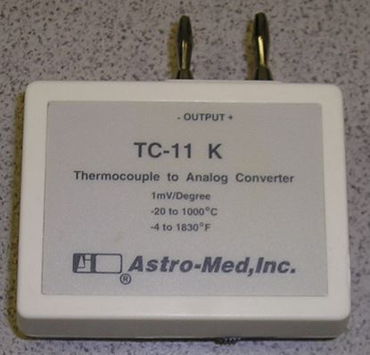 Picture of Astromed TC-11 Type K Thermocouple Measurement Module