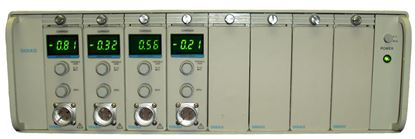 Picture of Gould 6600 8 Channel Amplifier Chassis