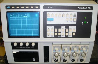 Picture of Gould Windograf 930 4 Channel Recorder