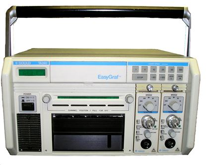 Picture of Gould/LDS TA240 Easygraf 2 Channel Chart Recorder
