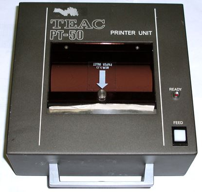 Picture of Teac PT-50 Printer Unit