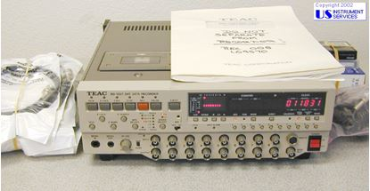 Picture of TEAC RD-135T 8 Channel DAT Recorder