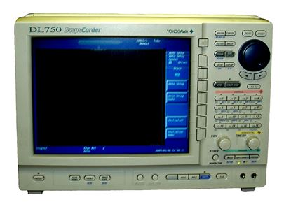 Picture of Yokogawa DL750 USB 16 Channel Scope Recorder