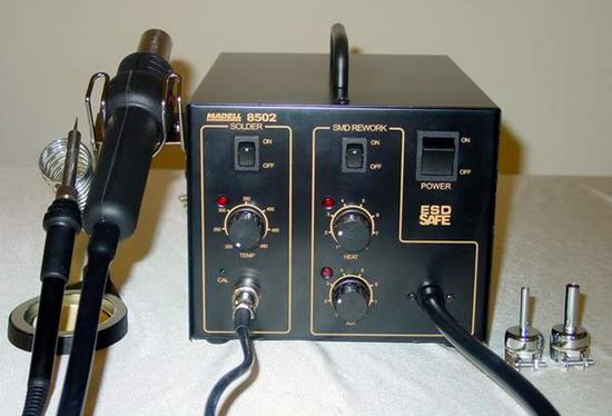 Picture of Madell 8502 Hot Air Rework Station