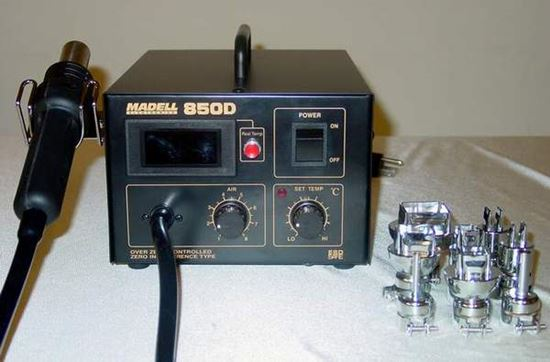 Picture of Madell 850D Hot Air Rework Station
