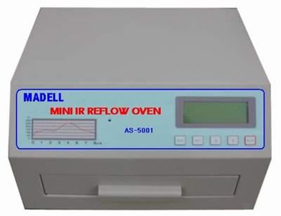 Picture of Madell Mini Automatic Reflow Oven AS-5001 New