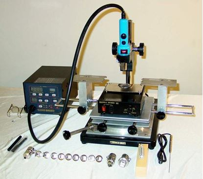 Picture of Madell High Precision BGA Rework System New