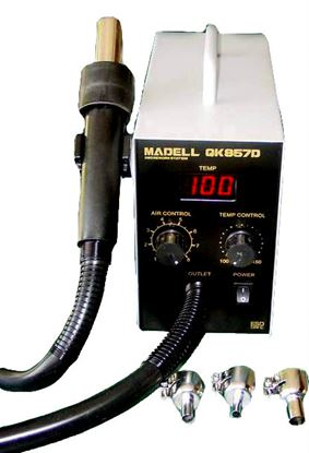 Picture of Madell QK857D Hot Air Rework Station New