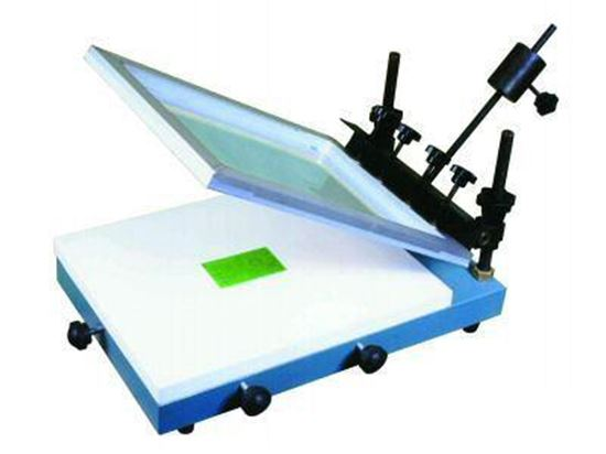 Picture of Madell Large Size Manual Stencil Printer T4560 New