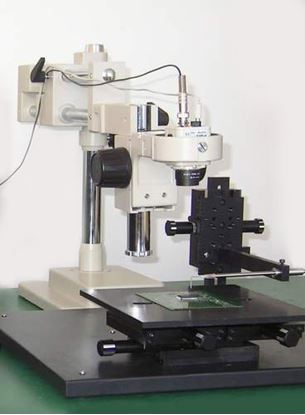 Picture of Madell X-Y-Z Placing Table with Vacuum Pump New