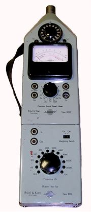 Picture of Bruel & Kjaer 2203 Sound Level Meter