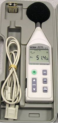 Picture of Extech 407762 Sound Level Meter